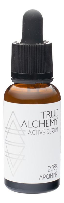 Купить Сыворотка для лица Active Serum 2, 7% Arginine 30мл, True Alchemy
