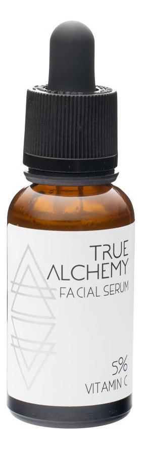 Сыворотка для лица Facial Serum 5% Vitamin C 30мл
