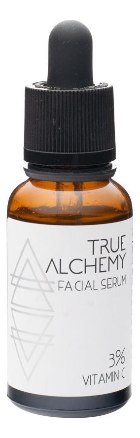 Сыворотка для лица Facial Serum 3% Vitamin C 30мл