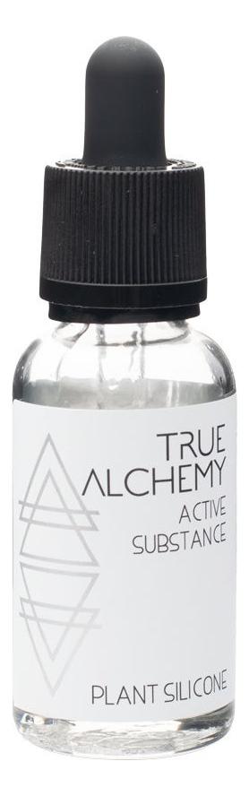 Сыворотка для лица и волос Active Substance Plant Silicone 30мл
