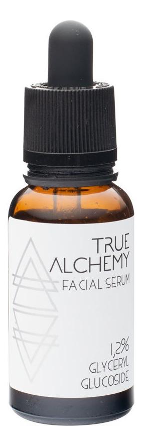 Купить Сыворотка для лица и волос Facial Serum 1, 2% Glyceryl Glucoside 30мл, True Alchemy