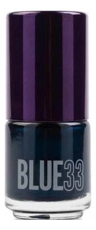 Фото - Стойкий лак для ногтей Extreme Fastfix Formulation 15мл: 33 Blue стойкий лак для ногтей extreme fastfix formulation 15мл 20 black