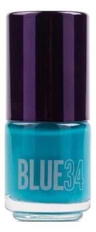 Фото - Стойкий лак для ногтей Extreme Fastfix Formulation 15мл: 34 Blue стойкий лак для ногтей extreme fastfix formulation 15мл 31 brown