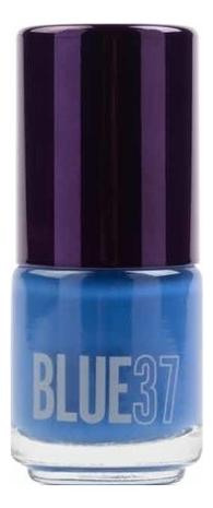 Фото - Стойкий лак для ногтей Extreme Fastfix Formulation 15мл: 37 Blue стойкий лак для ногтей extreme fastfix formulation 15мл 20 black