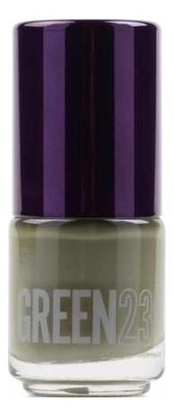 Фото - Стойкий лак для ногтей Extreme Fastfix Formulation 15мл: 23 Green стойкий лак для ногтей extreme fastfix formulation 15мл 31 brown