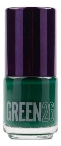 Фото - Стойкий лак для ногтей Extreme Fastfix Formulation 15мл: 26 Green стойкий лак для ногтей extreme fastfix formulation 15мл 20 black
