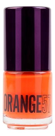 Фото - Стойкий лак для ногтей Extreme Fastfix Formulation 15мл: 57 Orange стойкий лак для ногтей extreme fastfix formulation 15мл 20 black
