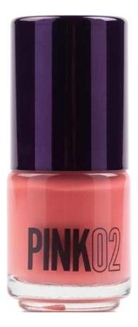 Стойкий лак для ногтей Extreme Fastfix Formulation 15мл: 02 Pink