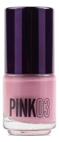 Фото - Стойкий лак для ногтей Extreme Fastfix Formulation 15мл: 03 Pink стойкий лак для ногтей extreme fastfix formulation 15мл 20 black