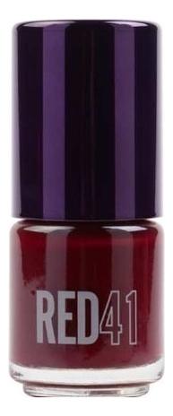Фото - Стойкий лак для ногтей Extreme Fastfix Formulation 15мл: 41 Red стойкий лак для ногтей extreme fastfix formulation 15мл 20 black