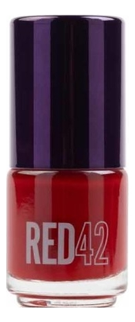 Купить Стойкий лак для ногтей Extreme Fastfix Formulation 15мл: 42 Red, Christina Fitzgerald