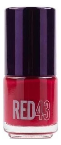 Фото - Стойкий лак для ногтей Extreme Fastfix Formulation 15мл: 43 Red стойкий лак для ногтей extreme fastfix formulation 15мл 20 black