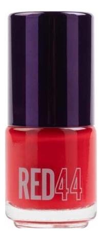 Фото - Стойкий лак для ногтей Extreme Fastfix Formulation 15мл: 44 Red стойкий лак для ногтей extreme fastfix formulation 15мл 31 brown