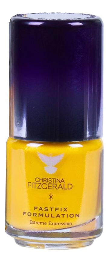 Стойкий лак для ногтей Mood Fastfix Formulation 15мл: DBL Happy набор лаков для ногтей christina fitzgerald christina fitzgerald ch007lwcpc57