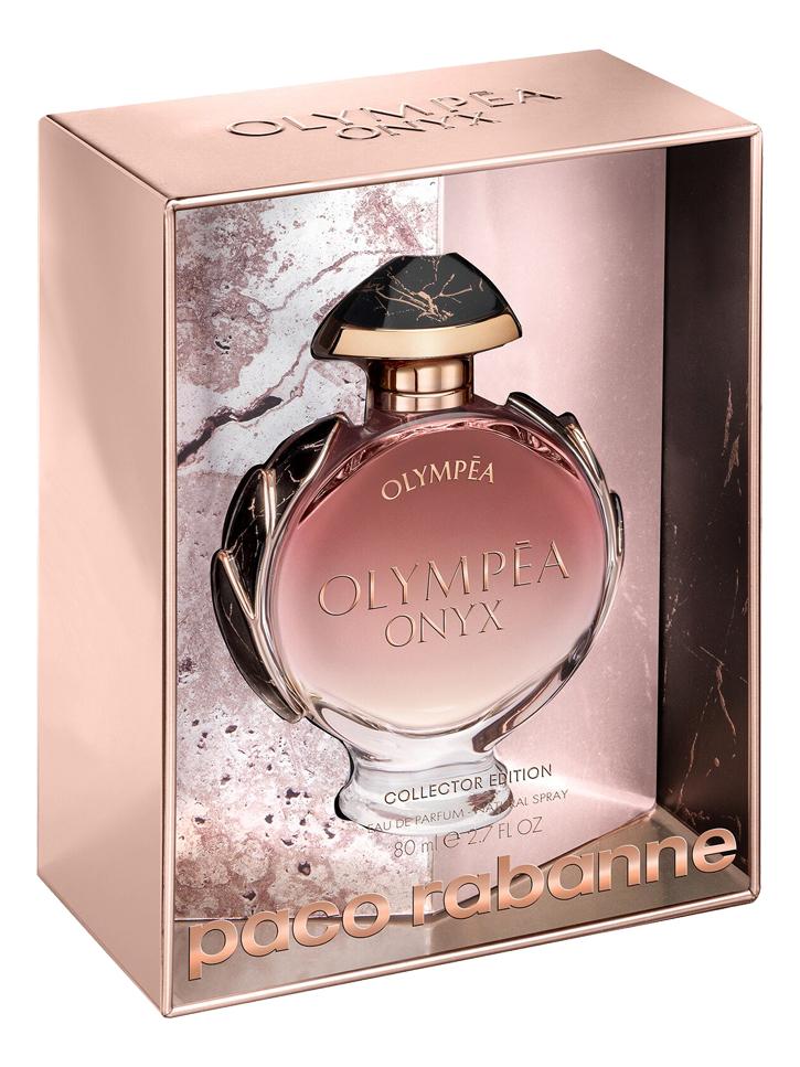 Paco Rabanne Olympea Onyx: парфюмерная вода 80мл фото