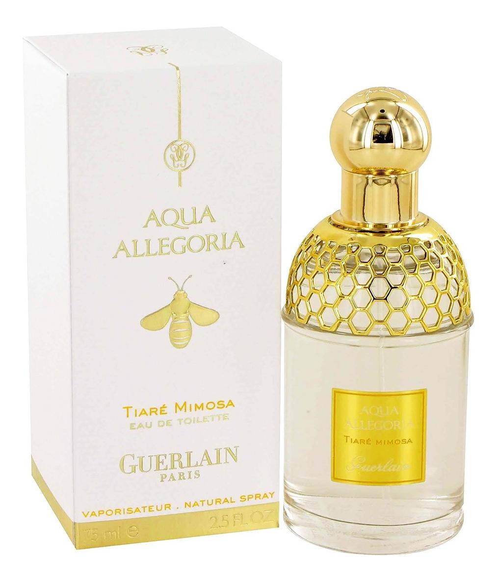 Aqua Allegoria Tiare Mimosa: туалетная вода 75мл aqua allegoria limon verde туалетная вода 75мл