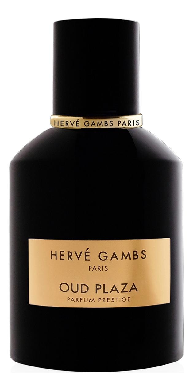 цена Herve Gambs Paris Oud Plaza: парфюмерная вода 100мл тестер онлайн в 2017 году