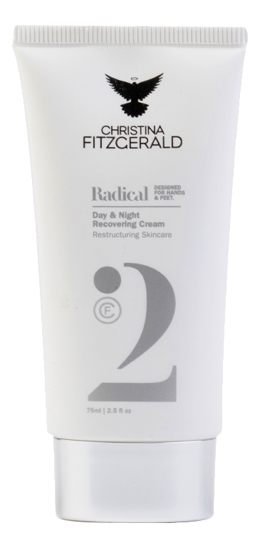 Купить Крем восстанавливающий для рук и ног Radical Day & Night Recovering Cream 75мл, Крем восстанавливающий для рук и ног Radical Day & Night Recovering Cream 75мл, Christina Fitzgerald