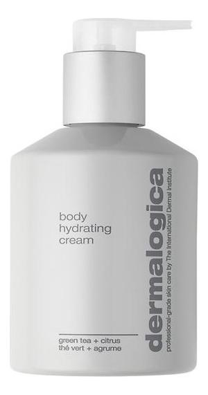 Увлажняющий крем для тела Body Hydrating Cream: Крем 295мл valmont energy body 24 hour увлажняющий крем для тела energy body 24 hour увлажняющий крем для тела