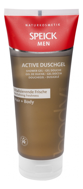 Гель для душа Men Active Duschgel 200мл цена и фото