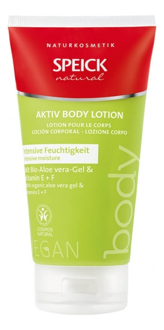 Купить Сливки для тела Natural Aktiv Body Lotion 150мл, Speick