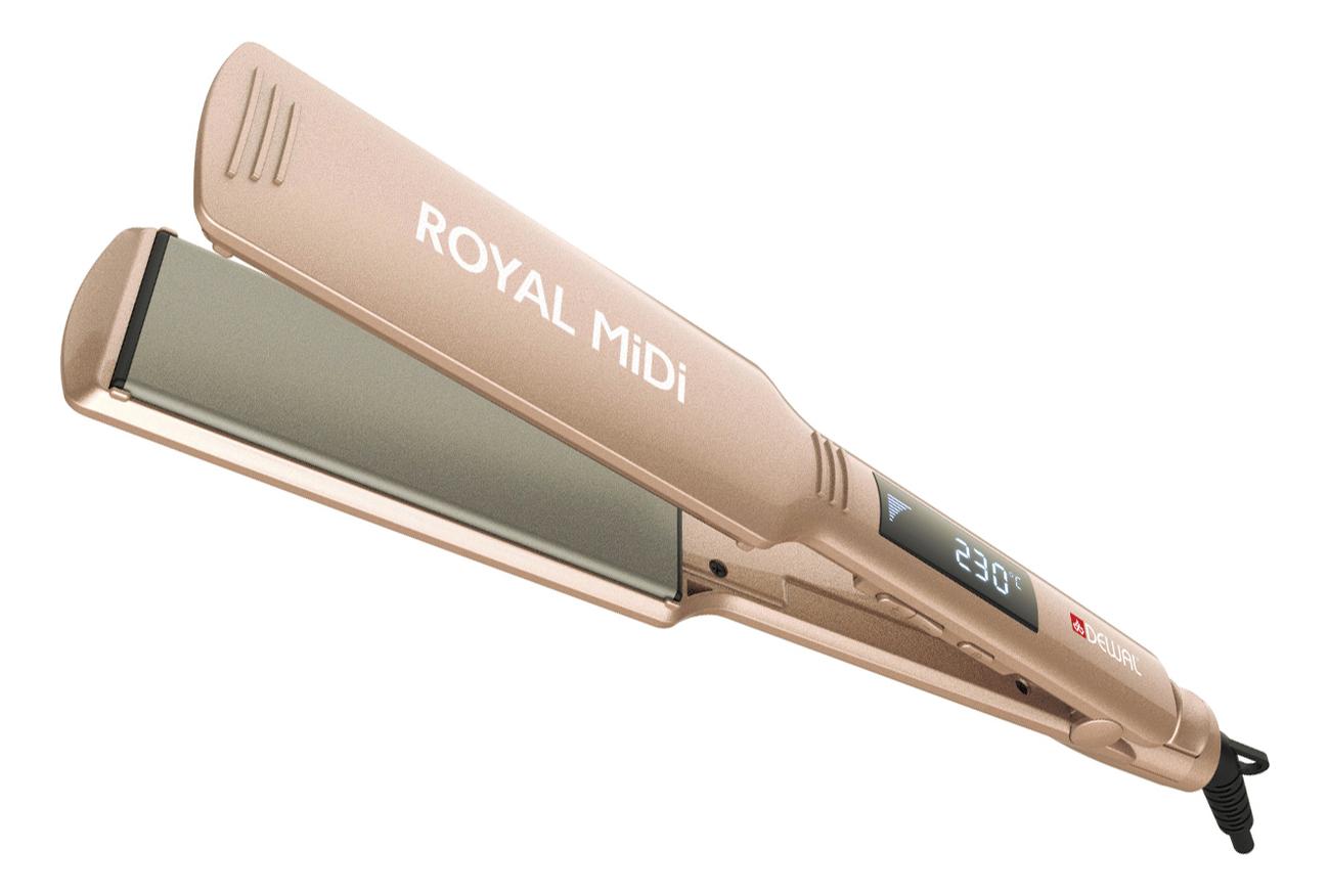 Щипцы для выпрямления волос Royal Midi 03-404 шампуни для выпрямления волос купить
