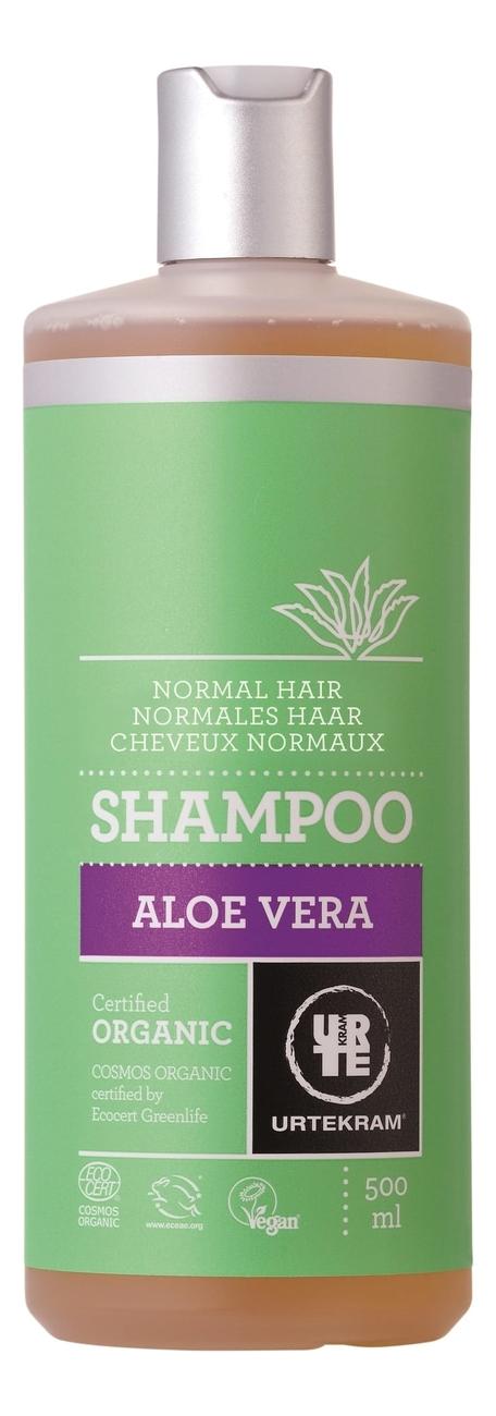 Шампунь для нормальных волос с экстрактом алоэ вера Organic Aloe Vera Shampoo: Шампунь 500мл горячий воск для депиляции с экстрактом алоэ вера aloe vera 100г