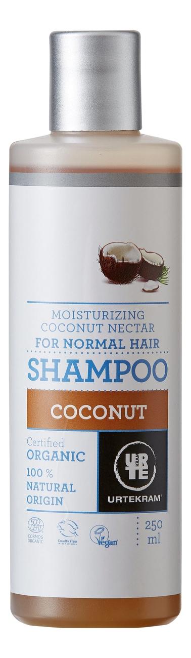 Шампунь для нормальных волос с экстрактом кокоса Organic Coconut Shampoo: Шампунь 250мл шампунь с экстрактом ромашки shampoo chamomile 250мл