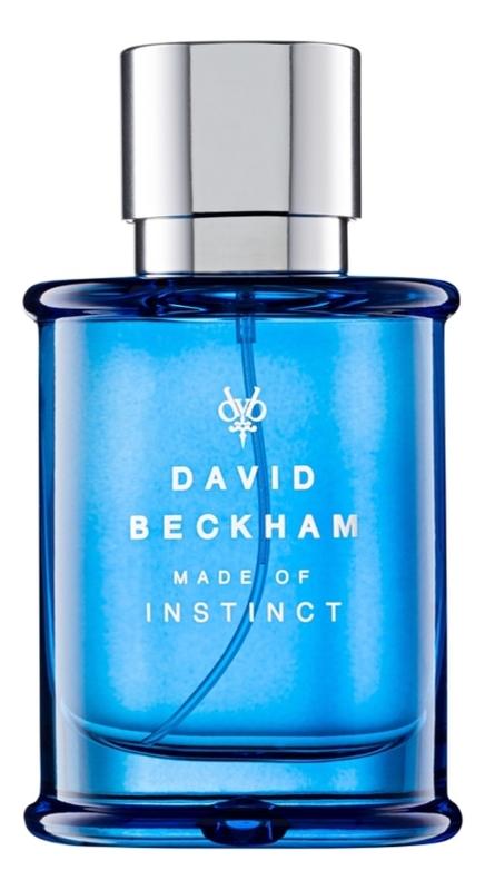 David Beckham Made Of Instinct: туалетная вода 50мл тестер туалетная вода david beckham instinct 50 мл