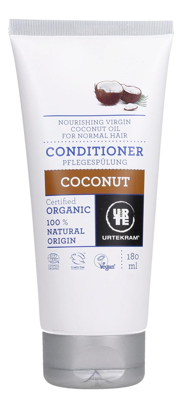 Фото - Кондиционер для нормальных волос с экстрактом кокоса Organic Coconut Conditioner: Кондиционер 180мл кондиционер для волос с экстрактом розы organic rose conditioner кондиционер 180мл