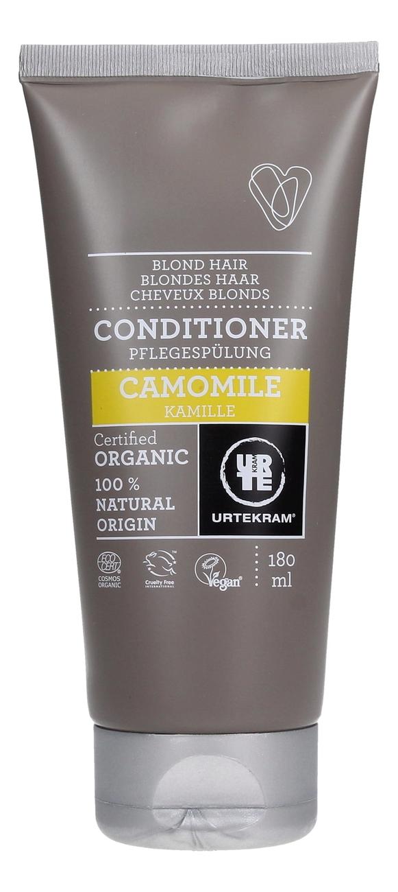 Фото - Кондиционер для светлых волос с экстрактом ромашки Organic Camomile Conditioner: Кондиционер 180мл кондиционер для волос с экстрактом розы organic rose conditioner кондиционер 180мл