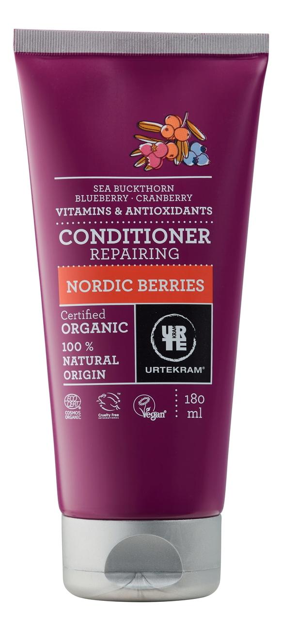 Фото - Кондиционер для волос с экстрактом северных ягод Organic Nordic Berries Conditioner: Кондиционер 180мл кондиционер для волос с экстрактом розы organic rose conditioner кондиционер 180мл