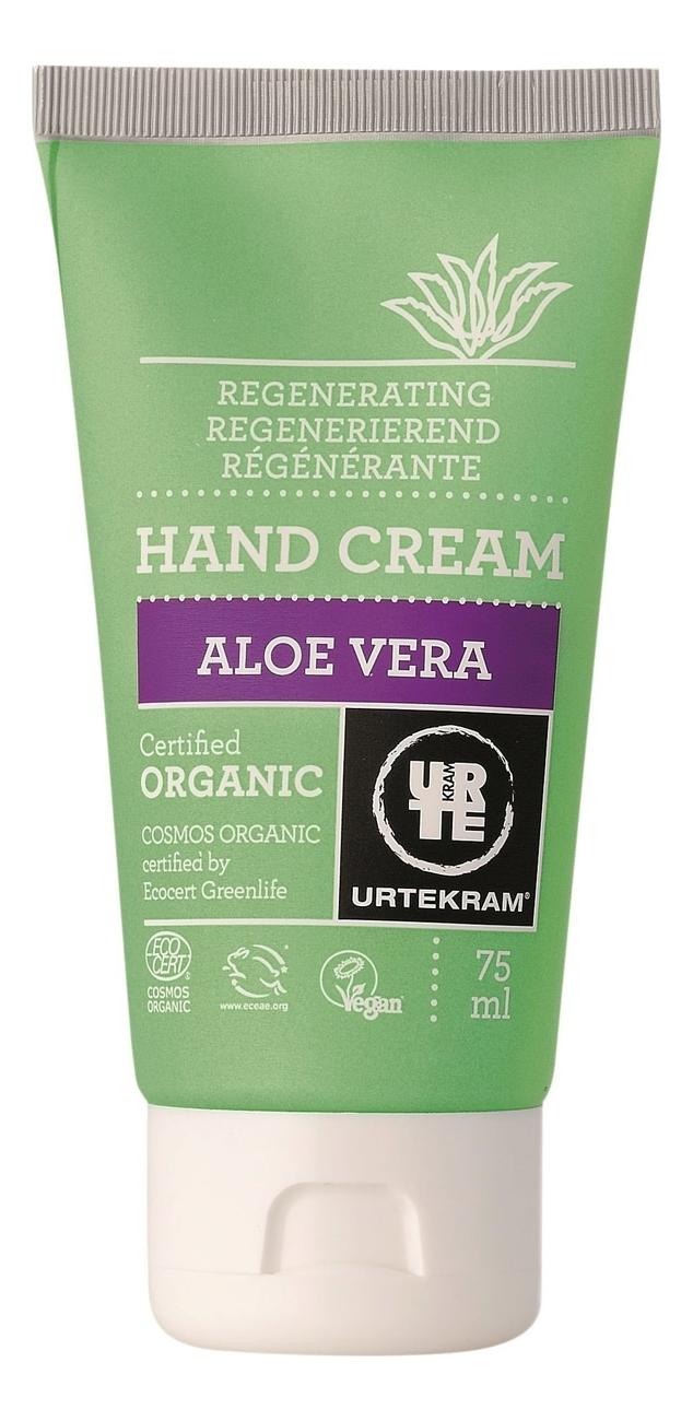 Крем для рук с экстрактом алоэ вера Organic Hand Cream Aloe Vera 50мл