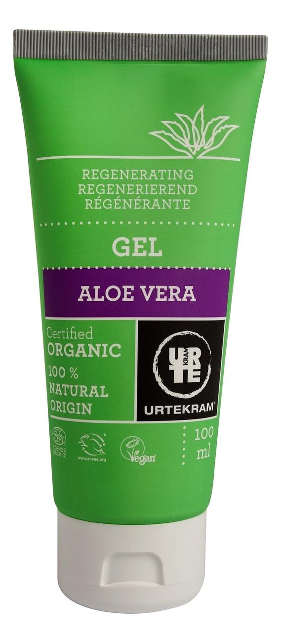 Гель для тела с экстрактом алоэ вера Organic Gel Aloe Vera 100мл