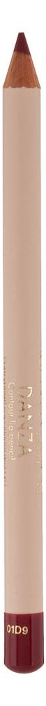 Карандаш для губ контурный Danza Contour Lip Pencil 0,78г: No 206
