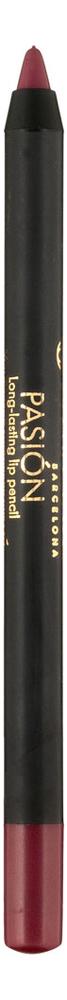 Карандаш для губ устойчивый Pasion Long-Lasting Lip Pencil 1,5г: 224 Марсала