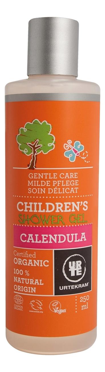 Детский гель для душа с экстрактом календулы Organic Childrens Shower Gel Calendula 250мл