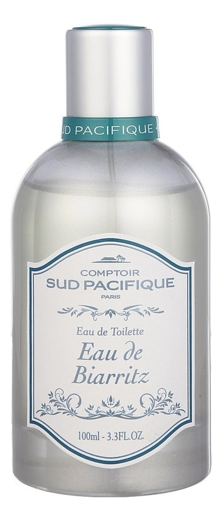 Eau De Biarritz: туалетная вода 100мл тестер eau du sud туалетная вода 100мл тестер