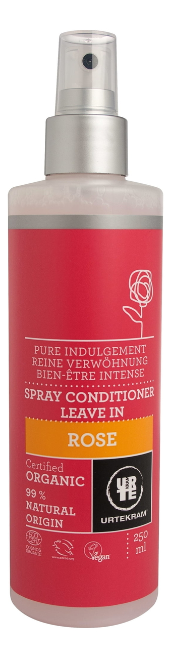 Фото - Спрей для волос с экстрактом розы Organic Spray Conditioner Leave In Rose 250мл кондиционер для волос с экстрактом розы organic rose conditioner кондиционер 180мл