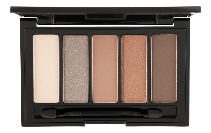 Палетка теней для век Intriga Multi Color Eyeshadow Palette 7,5г: No 521