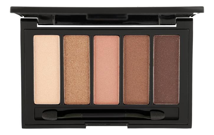 Палетка теней для век Intriga Multi Color Eyeshadow Palette 7,5г: No 522