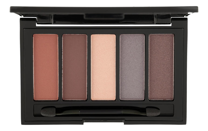 Фото - Палетка теней для век Intriga Multi Color Eyeshadow Palette 7,5г: No 524 палетка теней для век 32 eyeshadow palette 20г flawless