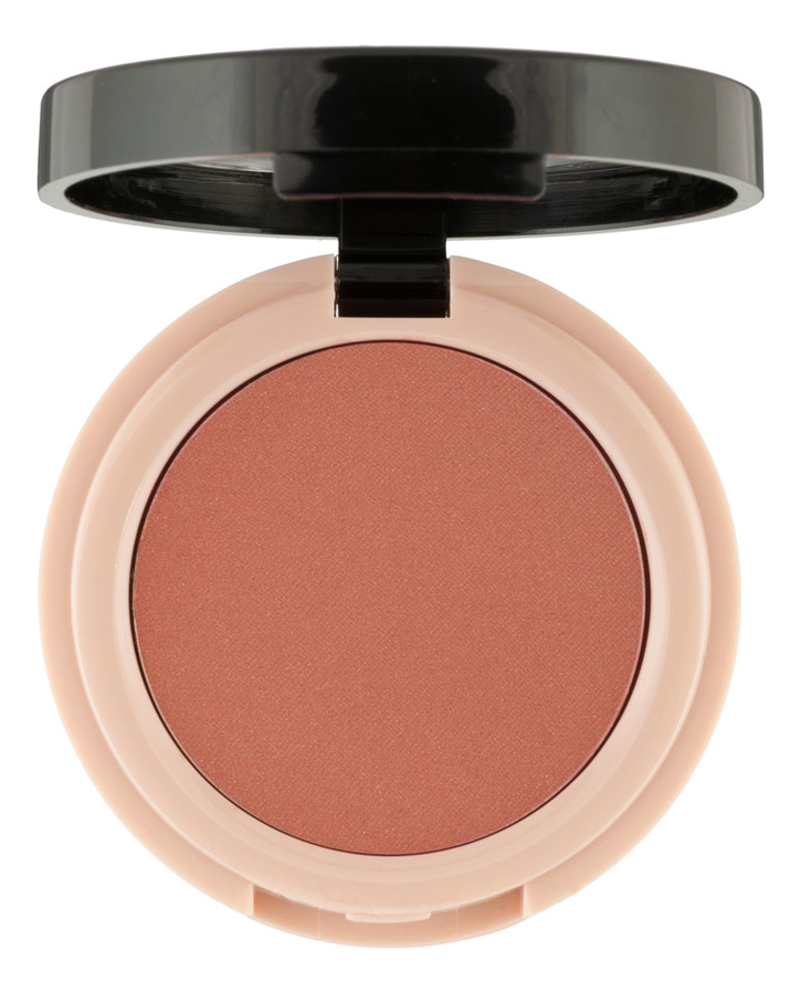 Сатиновые румяна для лица Colorico Satin Face Blush 2,5г: No 401 румяна idyllic soft satin blush 8г no 38