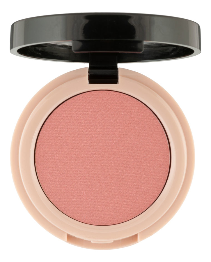 Сатиновые румяна для лица Colorico Satin Face Blush 2,5г: No 404 румяна idyllic soft satin blush 8г no 38