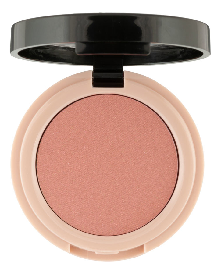 Сатиновые румяна для лица Colorico Satin Face Blush 2,5г: No 405 румяна idyllic soft satin blush 8г no 38