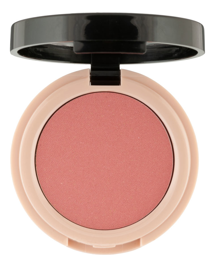Сатиновые румяна для лица Colorico Satin Face Blush 2,5г: No 406 румяна idyllic soft satin blush 8г no 38