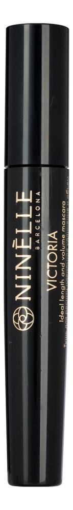 Купить Тушь для ресниц Идеальное удлинение и объем Victoria Mascara 10мл, NINELLE