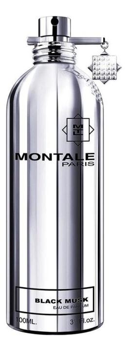 Купить Black Musk: парфюмерная вода 2мл, Montale