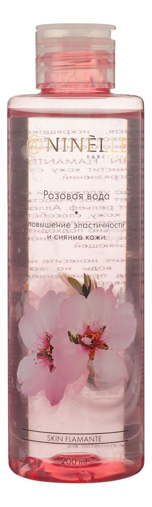 Купить Розовая вода для лица Skin Flamante 200мл, NINELLE