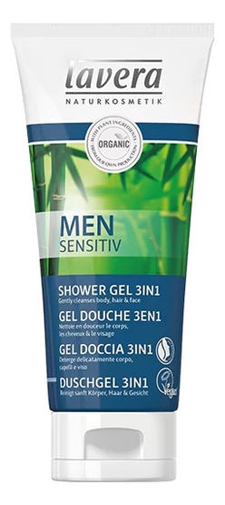 Гель для душа Men Sensitiv 3in1 Shower Gel 200мл гель для душа men sensitiv 3in1 shower gel 200мл